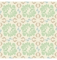 seamless floral background pattern vector image vector image