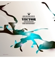 Abstract background with place for your text vector image vector image