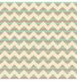 Seamless geometric zig zag chevron pattern vector image vector image