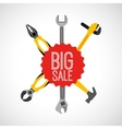 great tools for sale vector image