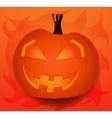 Halloween the most terrible and terrifying vector image