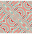 psychedelic background vector image vector image