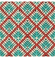 Retro geometric pattern Abstract seamless vector image vector image