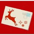 Mail to Santa vector image