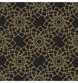 Ornamental islamic seamless pattern vector image