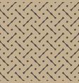 tile black and pastel pattern or dark background vector image