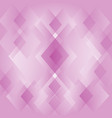 abstract diamond shape pink background wallpaper vector image