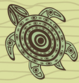 Turtle 2 vector image