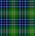 Tartan plaid pattern vector image