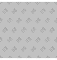 cultery seamless pattern vector image