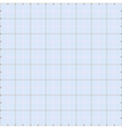 Graph paper grid background vector image