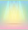 Abstract Background with Rays vector image