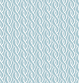 Seamless twisted pattern vector image