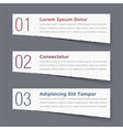 Papers with Numbers vector image