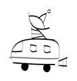 A transportation vector image