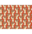 revolution seamless pattern vector image