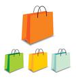 shoping bag vector image