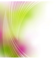 spring green background colors with the sun vector image