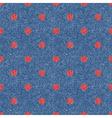jeans geometric seamless polka-dot background vector image