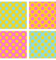 Set Abstract seamless pattern for vector image