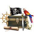 Pirate Concept vector image