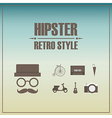 149hipster2 vector image