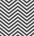 Black and White V Shape Chevron Background vector image