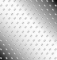Brushed Steel Plate Texture Useful For Backgrounds vector image