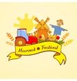 Harvest Festival vector image