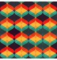 Colorful abstract pattern Seamless vector image vector image