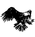 Eagle 8 vector image