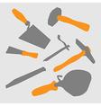Masons tool vector image