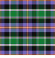 seamless pattern Scottish tartan Colorado vector image vector image