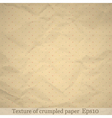 Textured paper vector image vector image