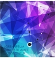 abstract modern pixel background vector image