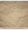 Textured paper vector image vector image