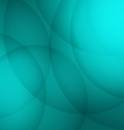 Curve element with green background vector image vector image