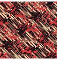 urban dynamic ornament vector image vector image