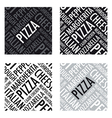 pizza background6 vector image