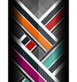 elegant metal color backgrounds vector image