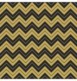Zigzag hipster seamless sharp corner pattern vector image