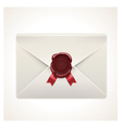 retro envelope icon vector image