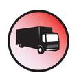 Delivery Truck Retro vector image