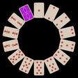 circle shapes vector image vector image
