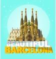 La Sagrada Familia - the vector image