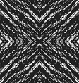Abstract seamless pattern Grunge white sketches vector image