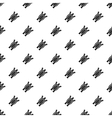 Turtle pattern simple style vector image