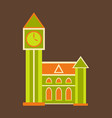 high quality detailed most famous world landmark vector image