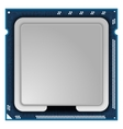 Processor vector image