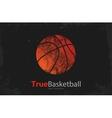 Basketball logo Basketball logo design Sport vector image